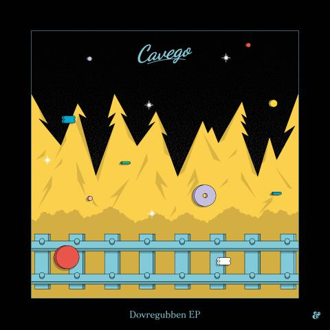 Cavego's EP'Dovregubben' is out now!